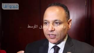 بالفيديو: محمود صقر ورشة العمل هدفها نقل التكنولوجيا للباحثين المصريين
