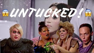 The Top 10 UNTUCKED! Moments | Rupaul's Drag Race