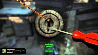 Fallout 4 про сейфы и нереальный fps