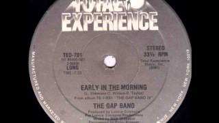 Early in the Morning (Long Version) - The Gap Band (1982)