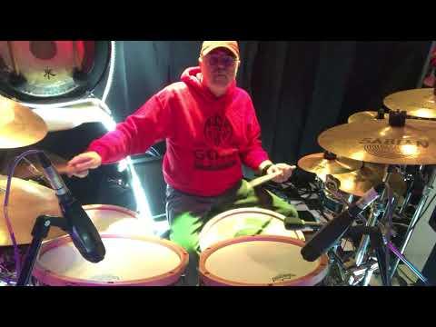 Larry Goad Drum Lesson Three