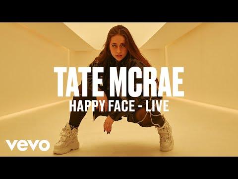 Tate Mcrae - Happy Face