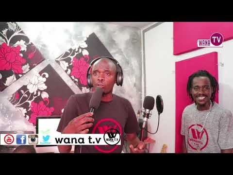 FRANK DUNIANO Akicha Fuwa Beat Ndani Ya WANA.TV