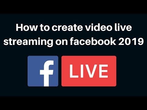 How to create video live streaming on facebook 2019 | Digital Marketing Tutorial thumbnail