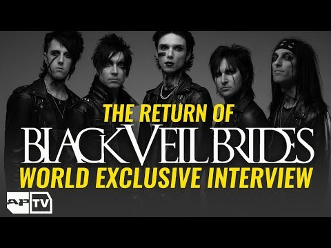 Black Veil Brides On New Music, New Band Lineup and The Future of BVB in 2020
