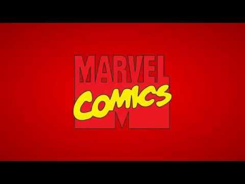 Marvel Comics logo with no byline