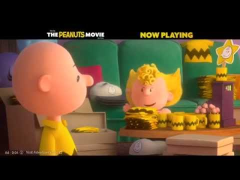 The Peanuts Movie TV Spot Now In Theaters (2002)
