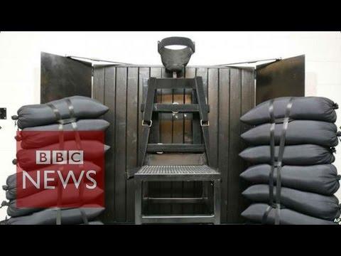 Five ways the US executes - 45 secs - BBC News