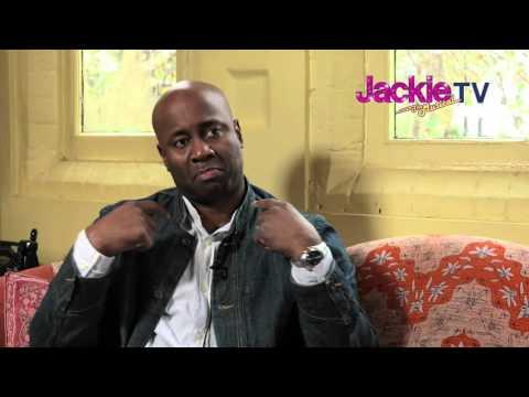 Jackie TV: Nina Myskow interviews Jackie The Musical's Nicholas Bailey