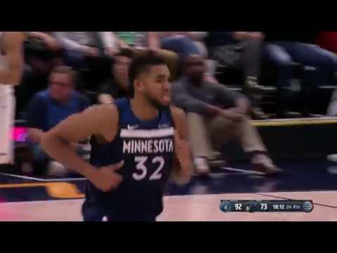 Minnesota Timberwolves vs Utah Jazz: November 13, 2017