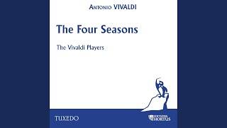 """Gambar cover The Four Seasons, Concerto No. 4 in F Minor, Op. 8, RV 297 """"Winter"""": I. Allegro non molto"""