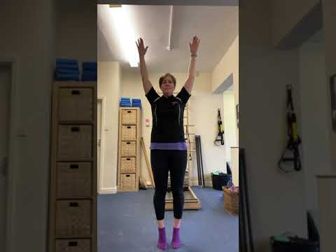 Pilates: Standing routine