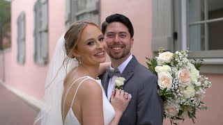 Tegen & Patrick Get Married at The White Room in St. Augustine, FL