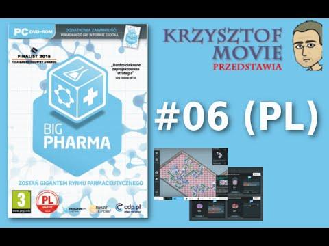 Big Pharma (PL) #6 - kolejna misja! prawie jak w breaking bad;-)