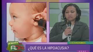 Las causas y tratamientos para la hipoacusia