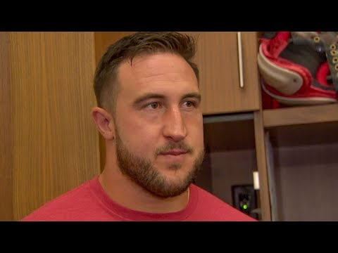 Joe Staley: 'It's Really a Shame that the Season is Ending'