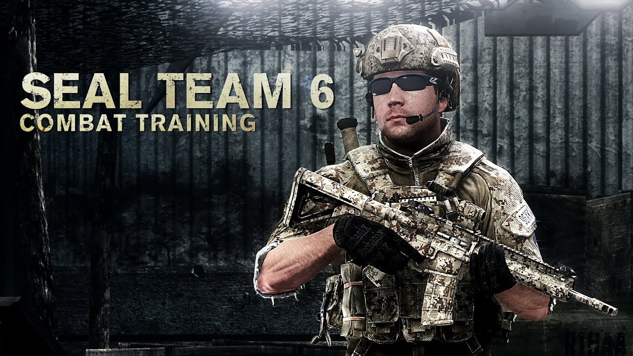 Point Man: SEAL Team 6 Combat Training Series Episode 2 -- Medal of Honor  Warfighter