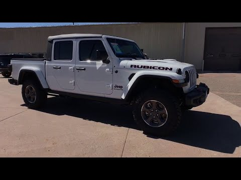 2020 Jeep Gladiator Great Falls, Helena, Havre and Lewistown, ID LL134198