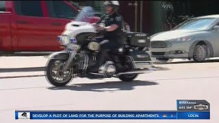 Fayetteville Police Prepare for Bikes, Blues & BBQ Traffic (KNWA)