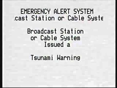 There's a Meaning to the Horrible Noise the Emergency Alert