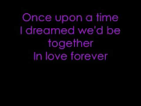 Emily Osment;Once upon a dream//Lyrics