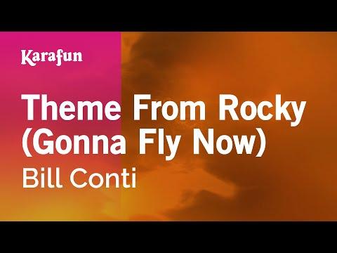 Karaoke Theme From Rocky (Gonna Fly Now) - Bill Conti *