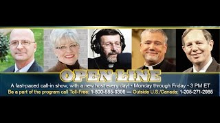 Open Line, Tuesday - 7/26/2016 - Barbara McGuigan, expert in topics of chastity and pro-life