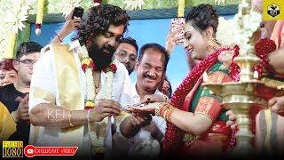 Dhruva Sarja Engagement Video | Full HD | Dhruva Sarja Prerana Engagement | Druva Sarja Engagement