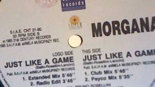 Morgana - Just Like A Game (Extended Mix)