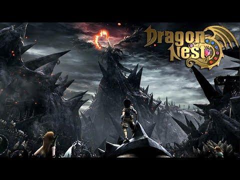 Dragon Nest - Warrior's Dawn Movie: English Trailer 1