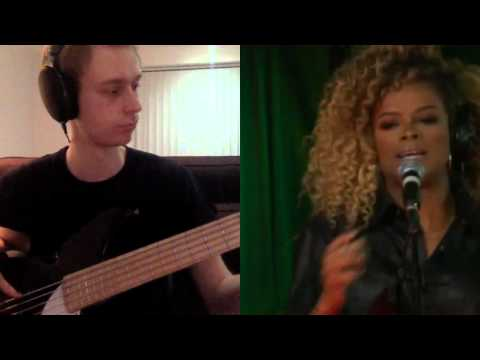 Sam Terrett Bass x Fleur East Sax BBC Radio Live Loung