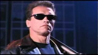 "Terminator meets ""Guns and Roses"""