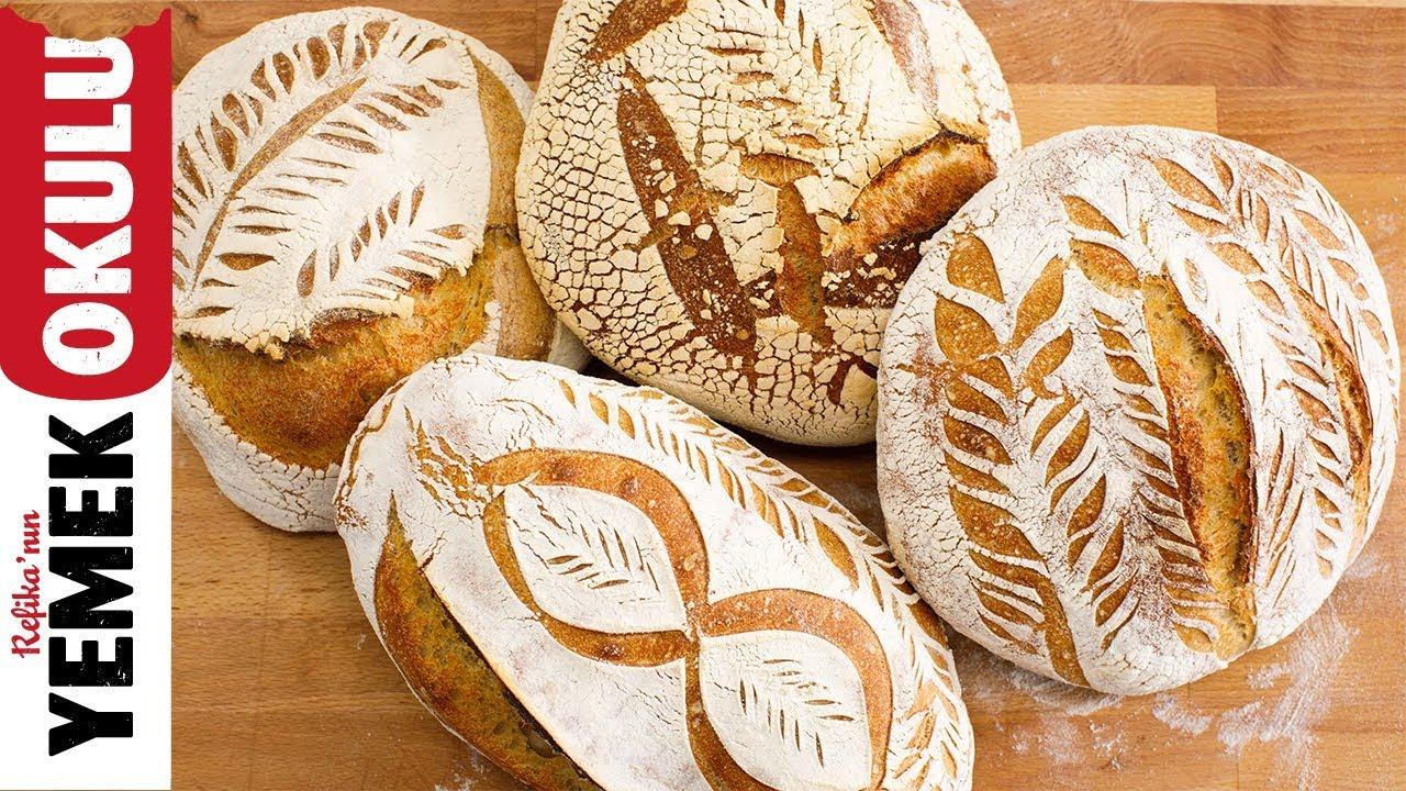 Ekmek Çizme Sanatı | Burak'ın Ekmek Teknesi
