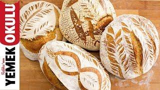 Ekmek Çizme Sanatı   Burak'ın Ekmek Teknesi