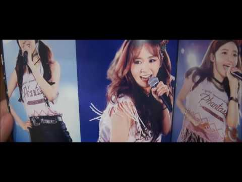 New Release Unboxing - Girls' Generation Phantasia in Japan 4th Tour Concert (Bluray Version) Part 2