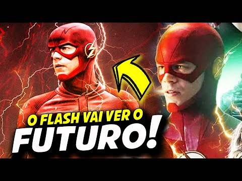VAZOU O QUE VAI ACONTECER NO EP 6X02 DE THE FLASH!