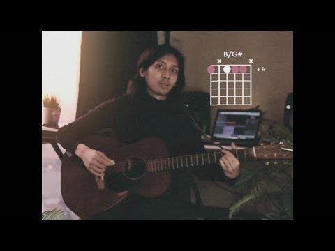 Matter Halo - Bila Bulan Tak Hadir (Guitar Tutorial with Oscar Lolang)