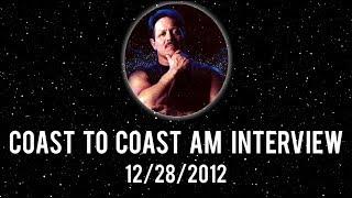 Chris Langan Interview - Coast to Coast AM (12/28/2012) - TIMESTAMPS in the Description