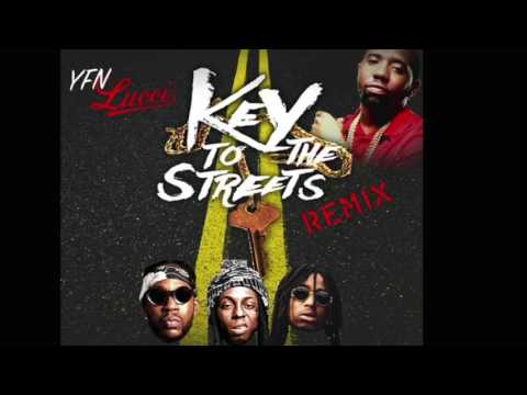 Key To The Streets (Remix) Ft. Migos, Lil Wayne, 2 Chainz, Trouble