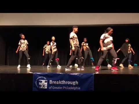 The Future Kingz- 2016 World Of Dance || Philly TFK 2017|| @desdiamondz_ and Friendz (mini Tfk)