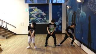 Whip dance japanese boys version