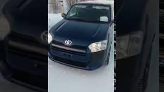 Сибирь И Тойота Пробокс Из Японии