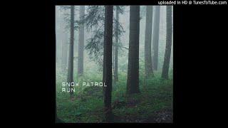 Snow Patrol - Run (Instrumental Original)