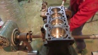 ремонт приоры,сборка двигателя на 124 поршнях без встречи клапанов(, 2016-05-08T16:09:53.000Z)