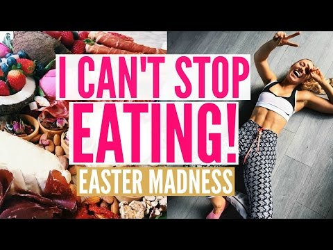 I CAN'T STOP EATING!! Feeling Unhealthy + Secret Behind the Scenes