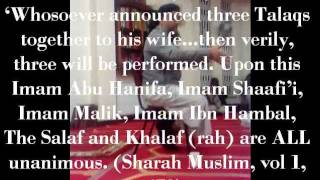Answer to Dr Zakir Naik One is Three and Three is One This's Christian Aqeedah NOT Muslam