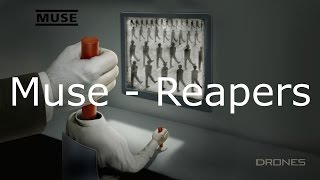 Muse Reapers Guitar Backing Track