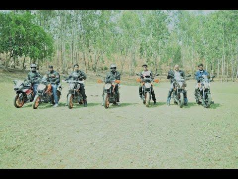 We Ride KTM   Ride to DD HIlls   Bangalore Weekend RIde