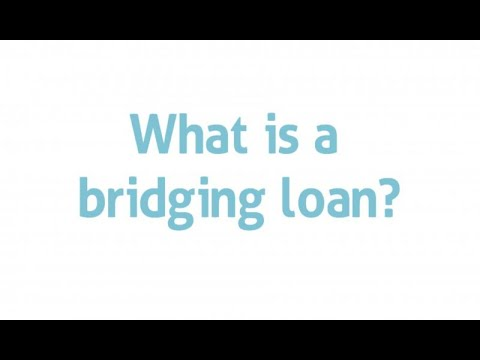 How Does A Bridging Loan Work?