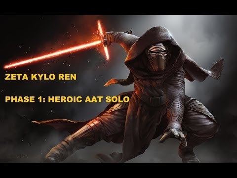 Heroic AAT Phase 1: Kylo Ren Solo